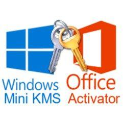 Mini KMS Activator 1.4 для Office 2010-2016 и Windows 7-10